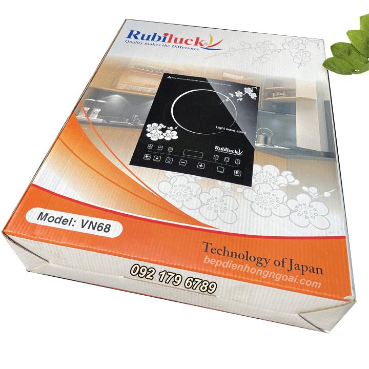 Bếp Điện Hồng Ngoại Rubiluck VN68