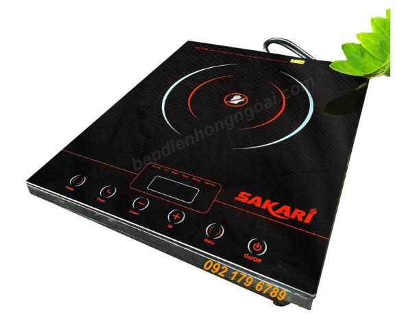 bếp điện quang Sakari