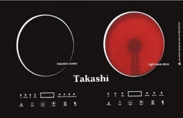 bếp từ Takashi